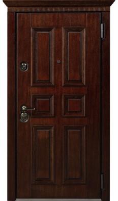 Входная дверь Блюз (Blues)